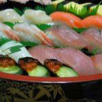 手軽で便利な宅配寿司「銀のさら」