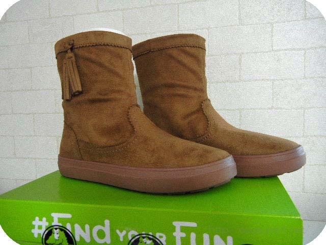 ロッジポイント シンセティック スエード ブーツ 5