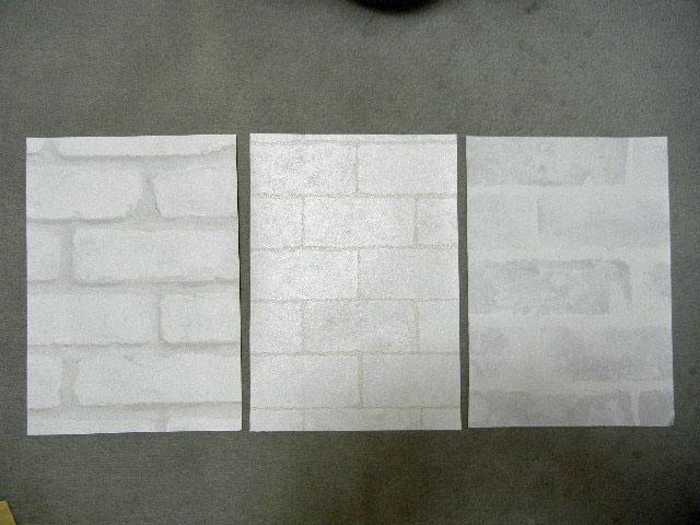 取り寄せた壁紙サンプル1