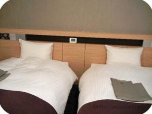 アーバンホテル京都二条プレミアムの部屋