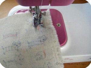 ヌエッタで縫う!