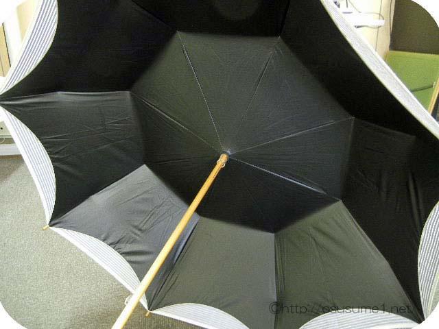 2重張りUV日傘