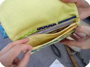 数寄屋(すきや)袋風 はんなりお財布ポーチの会