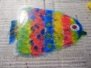 熱帯魚の裏側